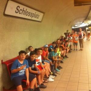 U-Bahn-Warterei