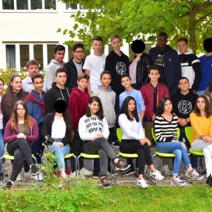 Klasse 10a mit Herrn Wolff und Frau Lambacher