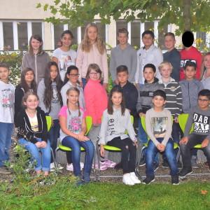Klasse 5b mit Frau Kögel